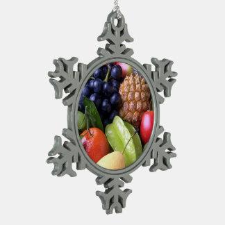 frutas exóticas adornos