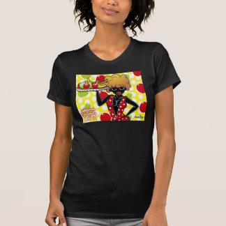 frutas puloy del negrita camiseta