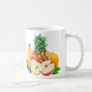 Frutas tropicales taza