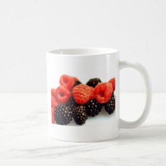 frutas y frutas taza
