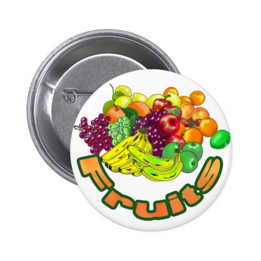 Frutas y ultramarinos pins