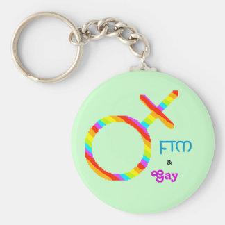 FTM y llavero gay