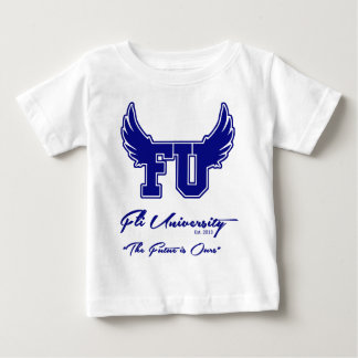 FU Est. Azul Camisetas