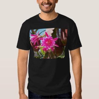 Fucsia Epiphyllum Camisetas