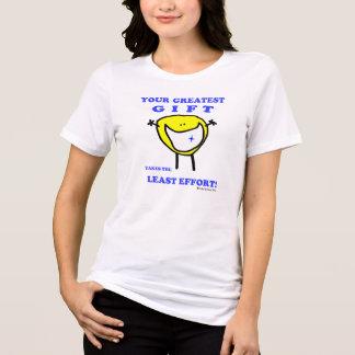 """""""Fudsy hace frente"""" - a """"T Mujer-Relajado"""", su Camisetas"""