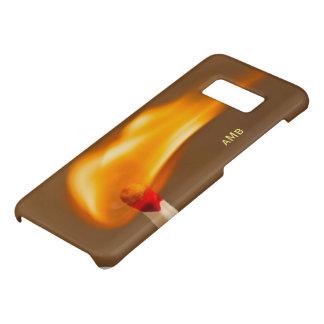Fuego de cogida del partido funda de Case-Mate para samsung galaxy s8