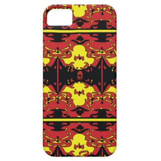 Fuego de moda funda para iPhone SE/5/5s