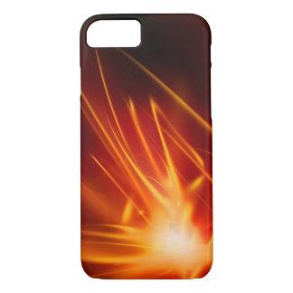 Fuego en nuestros corazones funda iPhone 7