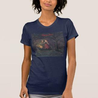 Fuego gitano camisetas