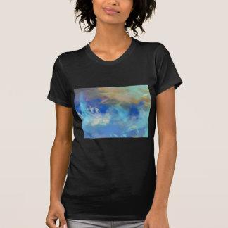Fuego Sky.jpeg de la turquesa Camisetas