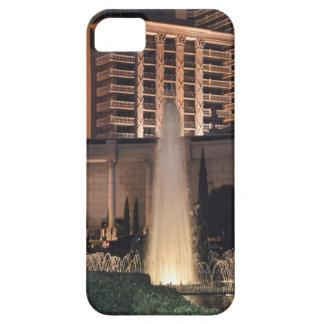 Fuente de Las Vegas en night_.jpg iPhone 5 Case-Mate Fundas
