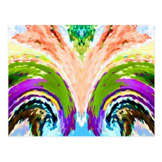 Fuente del arco iris de la juventud V1 - Tarjetas Postales