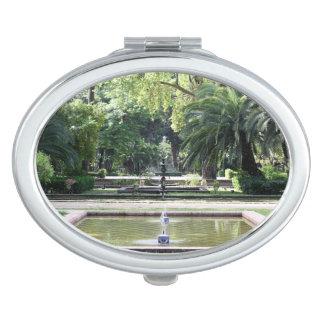 Fuente en Parque de María Luisa, Sevilla Espejo De Viaje