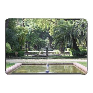 Fuente en Parque de María Luisa, Sevilla Funda Para iPad Mini Retina