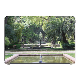 Fuente en Parque de María Luisa, Sevilla Fundas De iPad Mini Retina