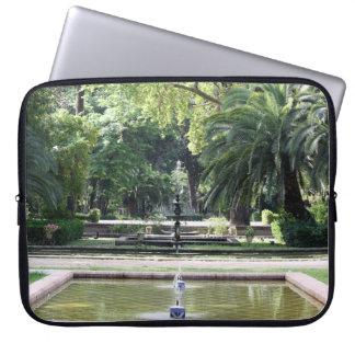 Fuente en Parque de María Luisa, Sevilla Manga Computadora