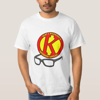 Fuentes del super héroe de Kent Camisetas