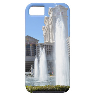 Fuentes en la tira de Las Vegas iPhone 5 Carcasas