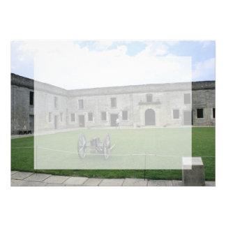 Fuerte Castillo de San Marcos II de St Augustine Invitación Personalizada