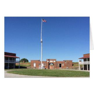 Fuerte McHenry, Baltimore, Maryland, América, Tarjeta De Felicitación