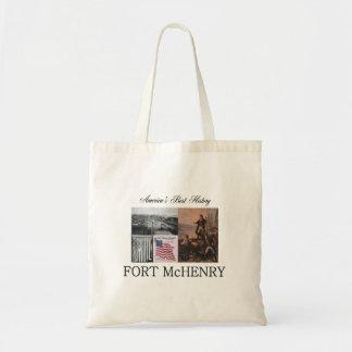 Fuerte McHenry de ABH Bolso De Tela