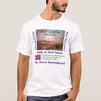 Fuerte Mifflin Camiseta
