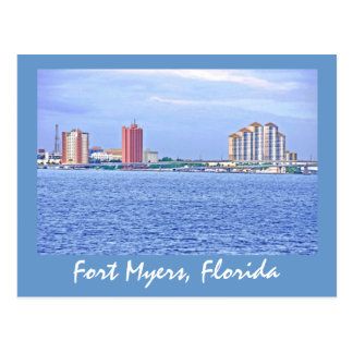 Fuerte Myers la Florida los E E U U Postal