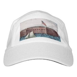 Fuerte Sumter de ABH Gorra De Alto Rendimiento