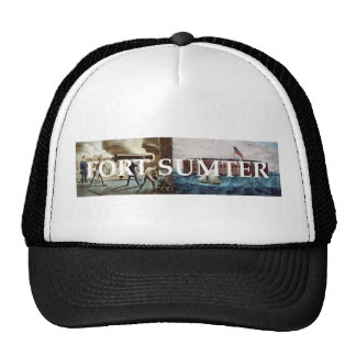 Fuerte Sumter Gorras De Camionero