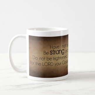 Fuerte y valeroso taza de café