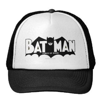 Fuerza de Batman el   del buen logotipo 60s Gorras De Camionero