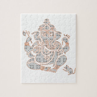 Fuerza de Ganesh Puzzle