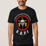 Fuerza de policía especial de BOPE Tropa De Elite Camiseta