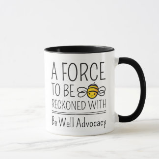 Fuerza que se contará con la taza