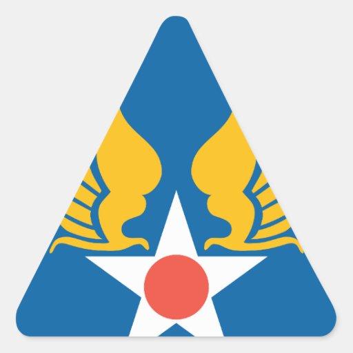 Fuerzas de Symbyan Calcomania Trianguloada