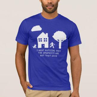 FUI EXTERIOR camiseta de UNA VEZ 8 PEDAZOS