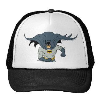 Funcionamiento de Batman Gorra