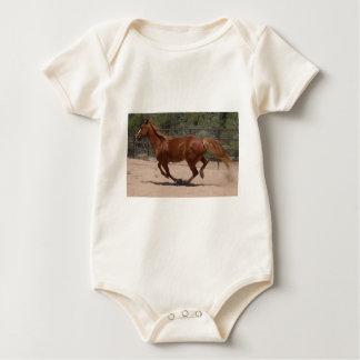 Funcionamiento del caballo body para bebé