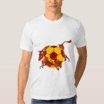 Funcionamiento español caliente de Ulta de los Camiseta