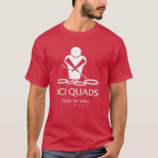 Funcionario BACQ - PATIOS de DCI - conseguiré los Camiseta