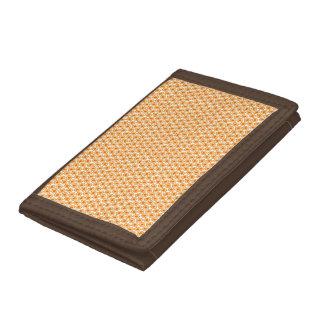 Functual/cartera de nylon triple de Brown