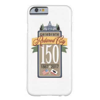 Funda Barely There iPhone 6 150o aniversario de Redwood City