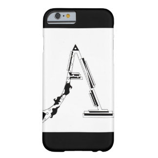 FUNDA BARELY THERE iPhone 6  A