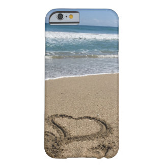 Funda Barely There iPhone 6 Alegrías de la playa