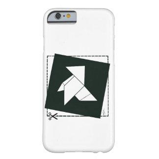 Funda Barely There iPhone 6 ¿Allo, mi olla?