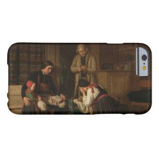 Funda Barely There iPhone 6 Amalia Lindegren - la cama pasada del poco una