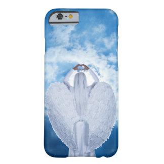 Funda Barely There iPhone 6 Ángel en las nubes