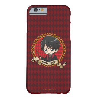 Funda Barely There iPhone 6 Animado Harry Potter
