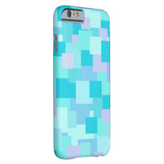 Funda Barely There iPhone 6 Aquasquare cubicó