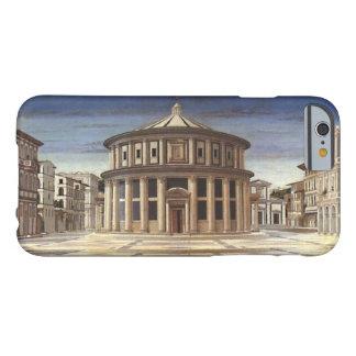 Funda Barely There iPhone 6 Arquitecto IDEAL del renacimiento de la CIUDAD